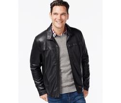 Kenneth Cole - Leather Jacket