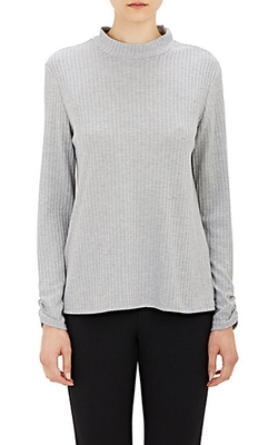Barneys New York  - Hanne Ribbed Sweater