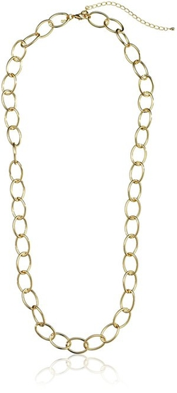 Amazon Collection - Cable Chain Necklace