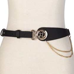 Luxury Divas - Dangling Gold Chains Belt