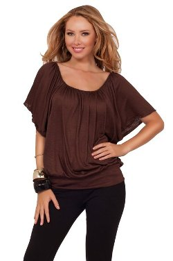 Hot from Hollywood - Womens Casual Top