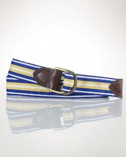 Ralph Lauren - Classic Ribbon Belt