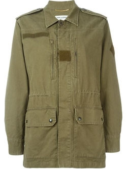 Saint Laurent - Military Field Jacket