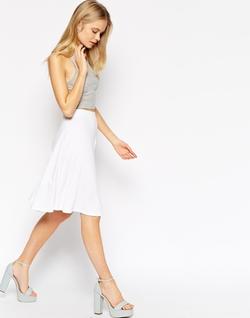 ASOS  - Midi Skater Skirt