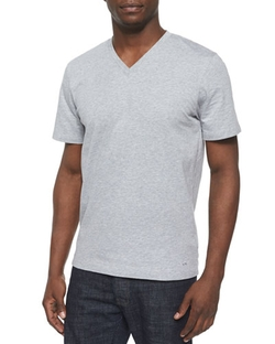 Michael Kors - V-Neck Tee Shirt