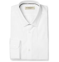 Burberry London - Slim Fit Cotton Shirt