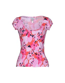 Dolce & Gabbana Beachwear - Floral Design T-Shirt