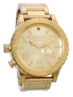 Nixon  - Tide Stainless Steel Watch