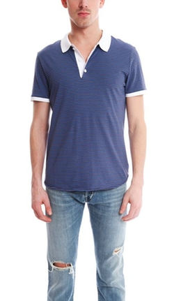 Shipley & Halmos  - Broome Polo Shirt
