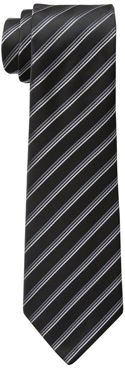 Little Black Tie - Striped Tie