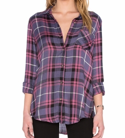 RVCA - Borrowed Button Up Shirt