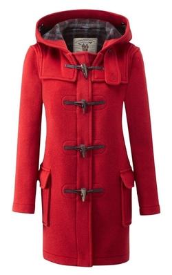 Montgomery Of England - Original Montgomery Duffle Coat