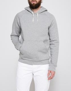 Our Legacy - Single Hood Loop Grey Sweater