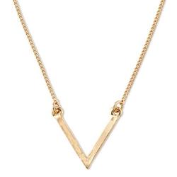 Target - V Pendant Necklace