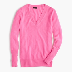 J.Crew - Collection Cashmere V-Neck Sweater
