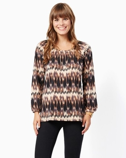 Charming Charlie - Ricki Crew Neck Top