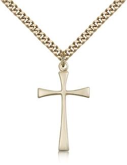 Bliss - Maltese Cross Pendant Necklace