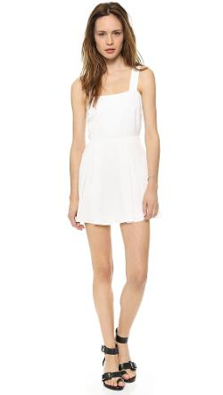 Mason by Michelle Mason  - Cutout Mini Dress