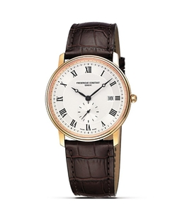 "Frédérique Constant - ""Slim Line"" Quartz Watch"