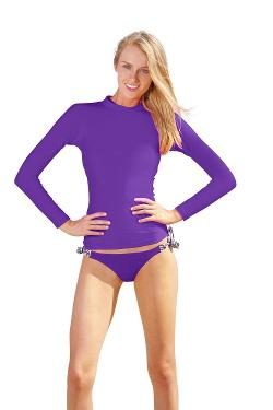 In Gear - Ladies Rash Guard
