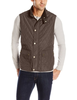 London Fog - Dale Diamond Quilted Vest