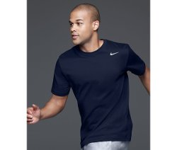Nike Dri-Fit - Crew Neck Tee Shirt