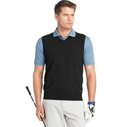 Izod - Hybrid Stretch Golf Sweater Vest