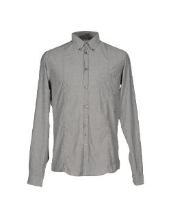 Aglini  - Long Sleeve Button Down Shirt