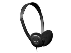 Maxell - Lightweight Stereo Headphones