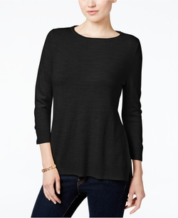 Karen Scott  - Roll-Neck Sweater