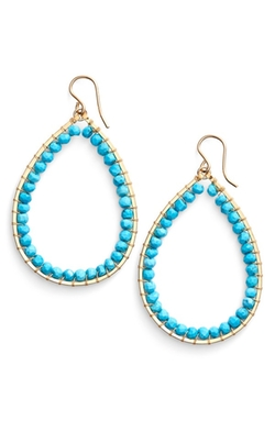 Sonya Renee - Mazzy Teardrop Earrings