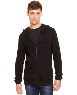 Kenneth Cole New York  - Full-Zip Sweatshirt