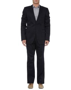 Les Hommes - Lapel Collar Suit