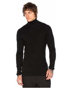 Robert Geller - Luca Knit Turtleneck Sweater