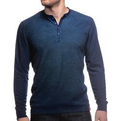 Agave Denim T. Wegener  - Tri-Blend Henley Shirt