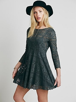 Free People - Spring Date Dress