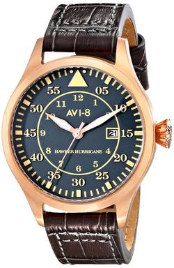 AVI-8  - Hawker Hurricane Analog Display Watch