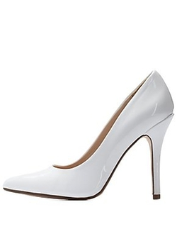 Charlotte Russe - Pointed Toe Stiletto Pumps