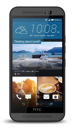 HTC  - One M9