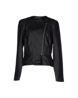 French Connection - Faux Leather Jacket