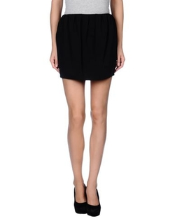 Just Cavalli - Crepe Mini Skirt