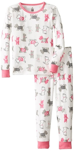 Petit Lem - Two Piece Pant Sleep Set