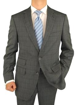 Bianco Brioni - Suit Vested Modern Fit 3-Piece Blazer