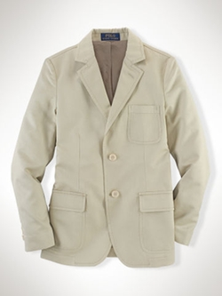 Ralph Lauren - Cotton-Linen Sport Coat