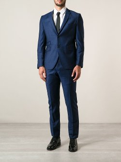 Tonello  - Slim Fit Suit
