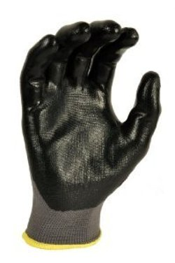 Diagnostics Direct, Inc. - Microfoam Nitrile Coated Nylon Work Gloves
