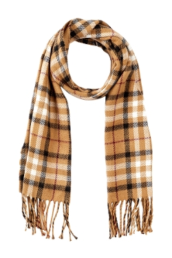 Amicale - Double Face Plaid Scarf