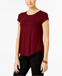 Alfani - High-Low T-Shirt