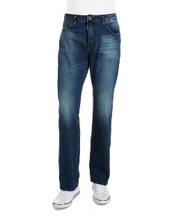 Buffalo David Bitton - Straight Leg Jeans