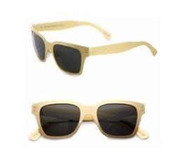 Super by Retrosuperfuture  - Metal America Oro Sunglasses